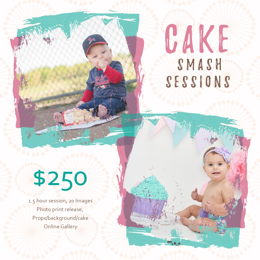 SugarCakeSmashMarketingBoard